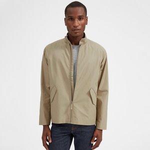 EVERLANE The Modern Harrington Jacket Khaki XL